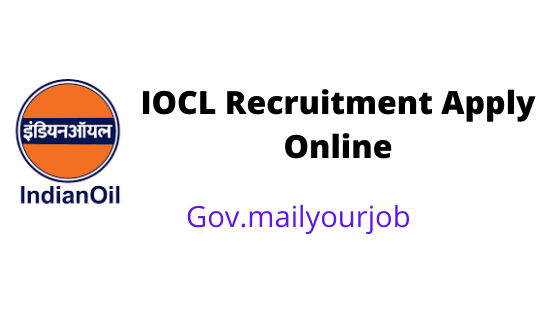 iocl recruitment apply online