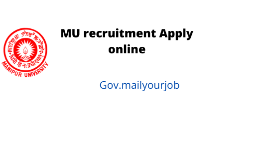 MU recruitment apply online