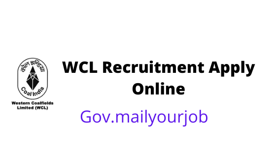 WCL Recruitment apply online