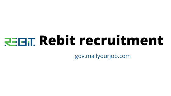 rebit recruitment apply online